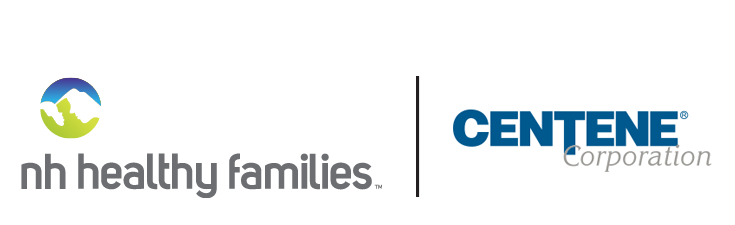 NH Healthy Families and Centene Logos