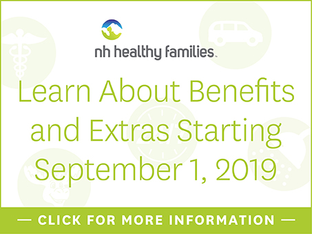 Learn about benefits and extras starting September 1, 2019