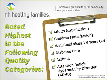 Rated Highest in Six Health Plan Quality Categories. Download the Member Enrollment Guide PDF to learn more.